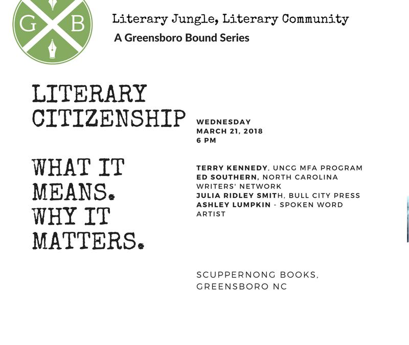 NEW TIME Literary Jungle, Literary Community: Literary Citizenship