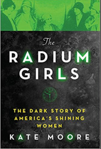 """Kate Moore, """"Radium Girls"""", Reading and Signing @ Greensboro Public Library, Kathleen Clay Edwards Family Branch"""