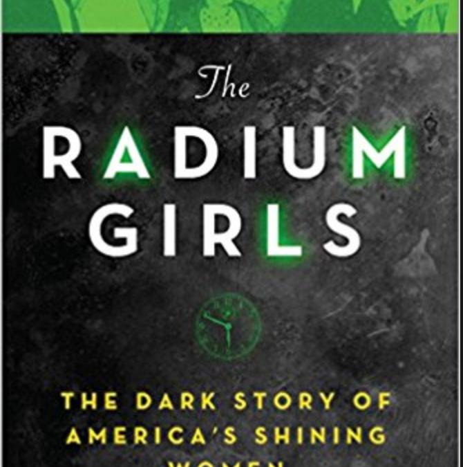 "Kate Moore, ""Radium Girls"", Reading and Signing"