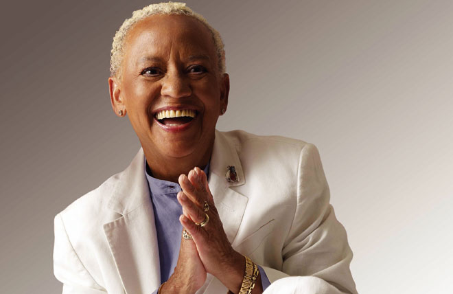 Nikki Giovanni is Greensboro Bound