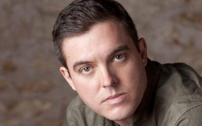 Kevin Powers Headlines Saturday Night at Greensboro Bound