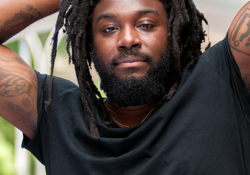 Jason Reynolds is Coming to Greensboro